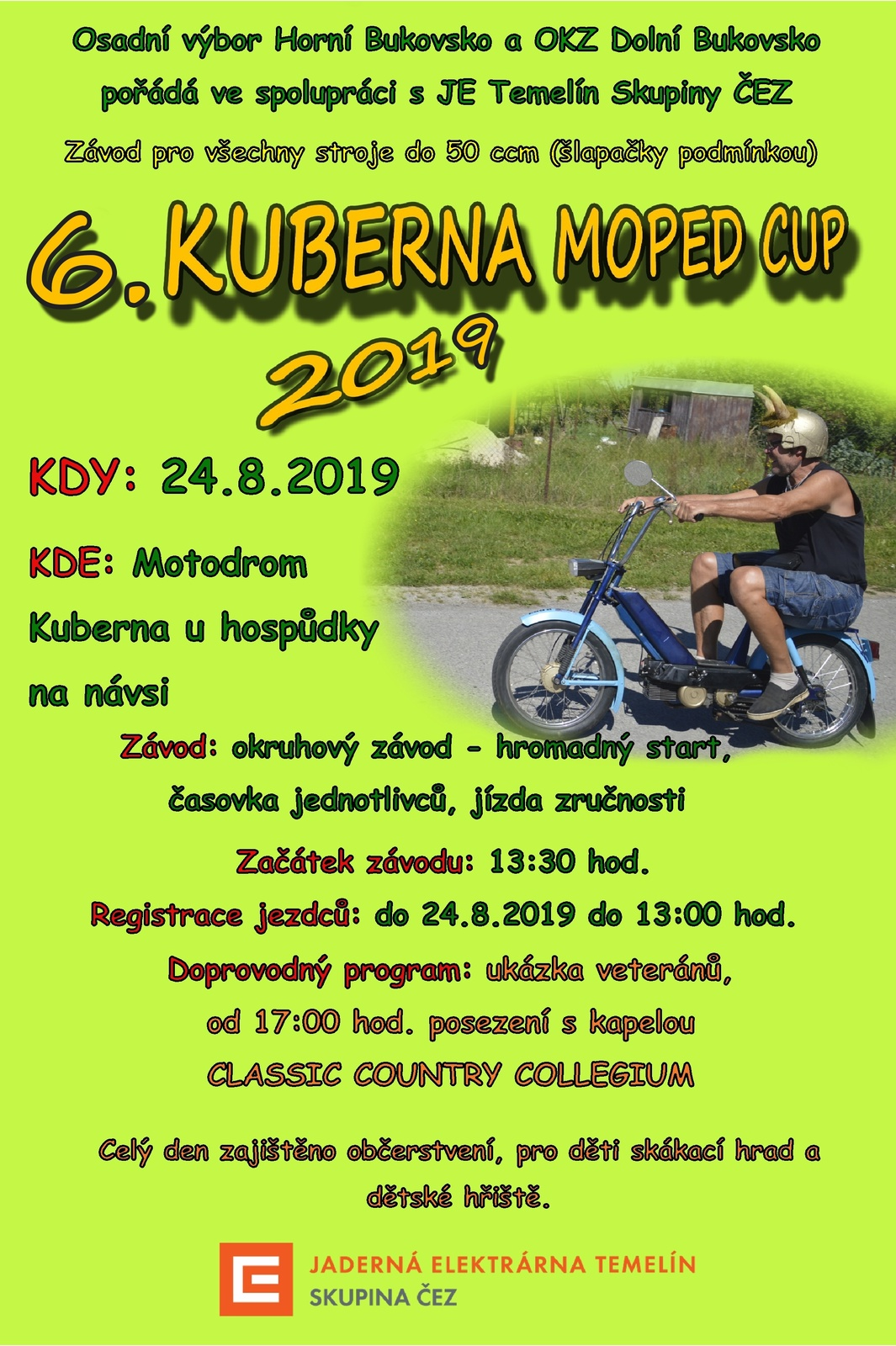 Moped cup 2019
